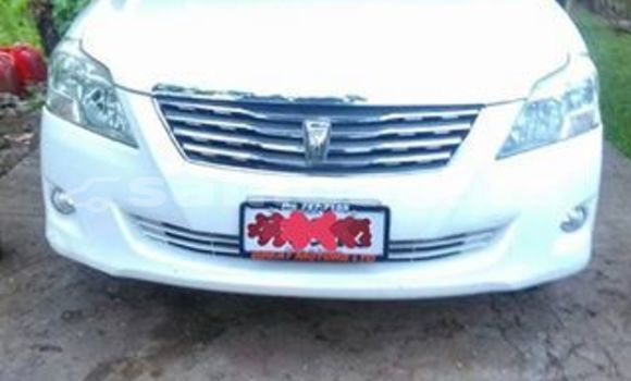 Buy Used Toyota Premio White Car in Apia in Tuamasaga