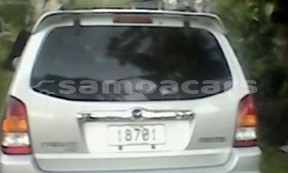 Buy Used Mazda Tribute Silver Car in Apia in Tuamasaga