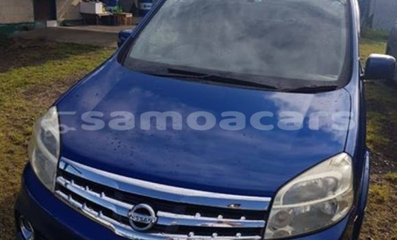 Buy Used Nissan Lafesta Blue Car in Apia in Tuamasaga