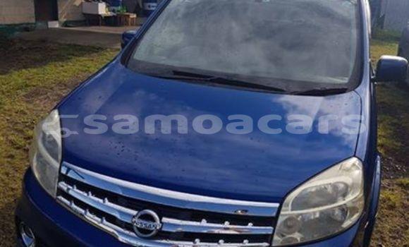 Buy Used Nissan Lafesta Blue Car in Apia in Tuamasaga