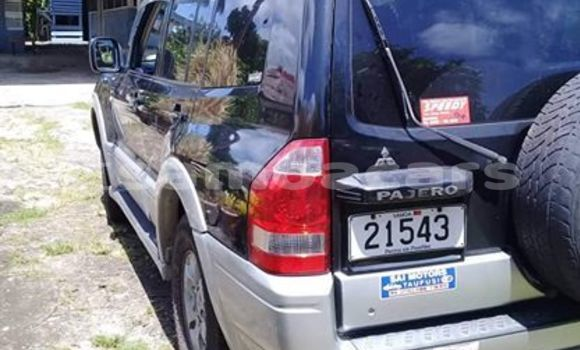 Buy Used Mitsubishi Pajero Silver Car in Apia in Tuamasaga