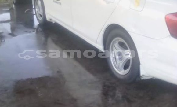 Buy Used Toyota Allion White Car in Apia in Tuamasaga