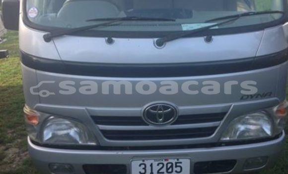 Buy Used Toyota Dyna Silver Car in Apia in Tuamasaga