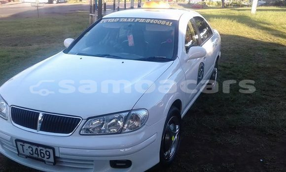 Buy Used Nissan Bluebird Sylphy White Car in Apia in Tuamasaga