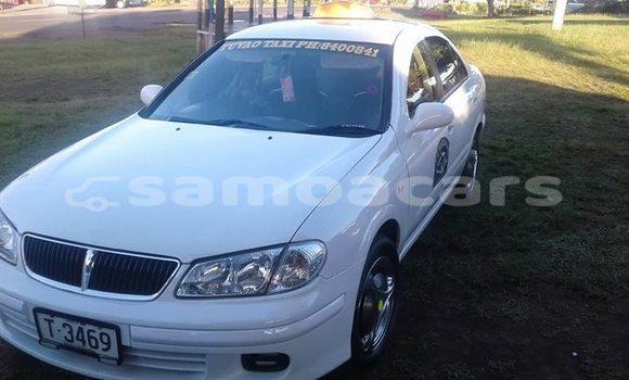 Buy Used Nissan Bluebird Sylphy White Car in Apia in Tuamasaga