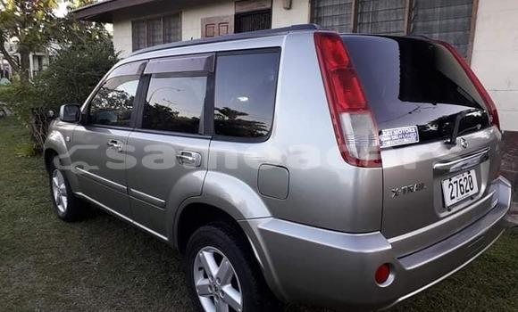 Buy Used Nissan X-Trail Silver Car in Apia in Tuamasaga