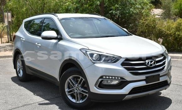 Buy Used Hyundai Santa Fe Silver Car in Asau in Vaisigano