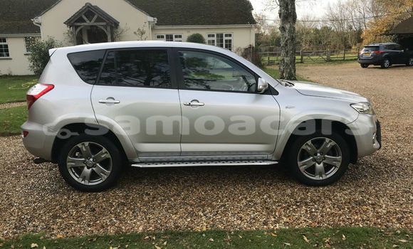 Buy Used Toyota RAV4 Black Car in Apolima'uta in A'ana