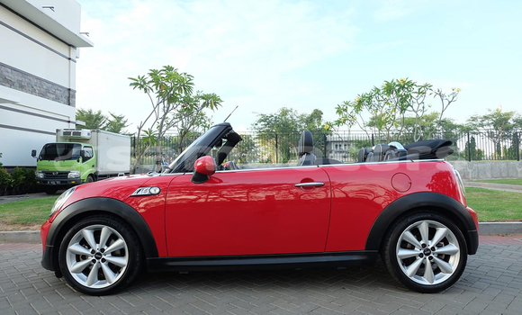 Buy New Mini Cooper Red Car in Vaitele in Tuamasaga