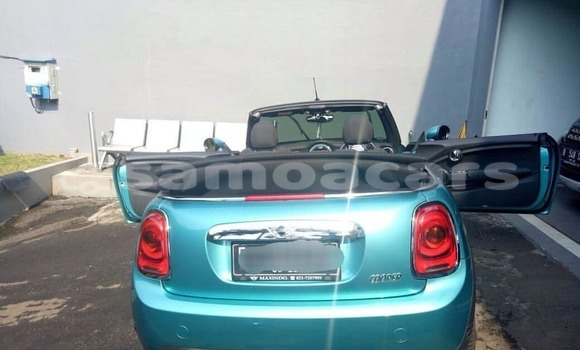 Buy New Mini Cooper Blue Car in A'opo in Gagaifomauga