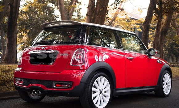 Buy New Mini Cooper Red Car in A'opo in Gagaifomauga