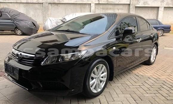Buy New Honda Civic Black Car in A'opo in Gagaifomauga