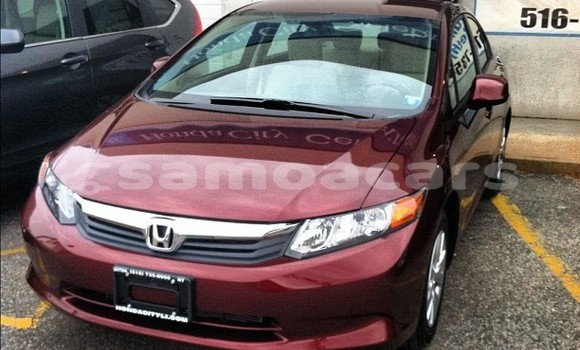 Buy New Honda Civic Brown Car in Vaitele in Tuamasaga