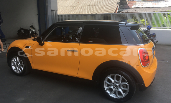 Buy New Mini Cooper Other Car in Fagamalo in Gaga'emauga