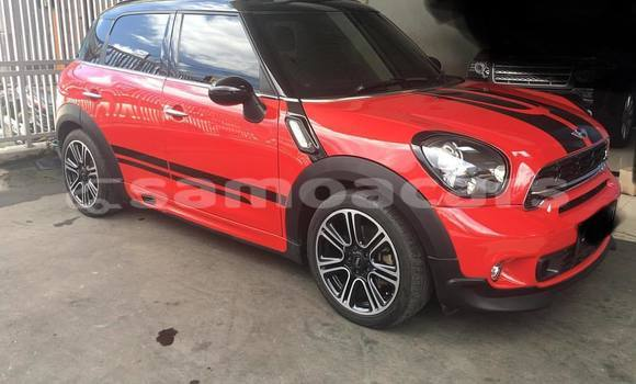 Buy New MINI Cooper Red Car in Taga in Palauli