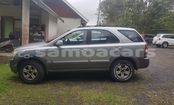 Buy Used Kia Sportage Silver Car in Apia in Tuamasaga