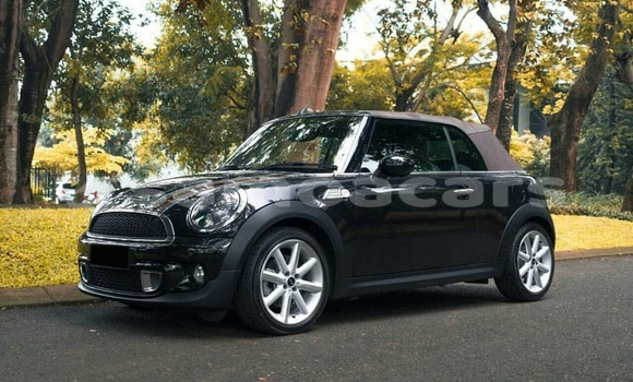 Buy New Mini Cooper Black Car in Apolima'uta in A'ana
