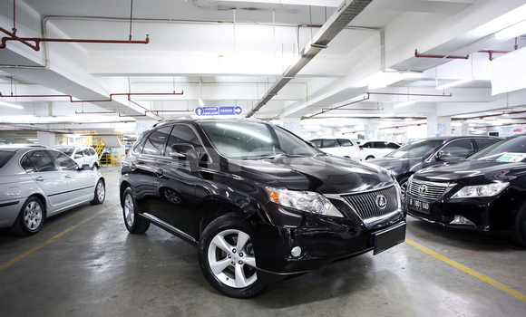 Buy New Lexus RX 350 Black Car in A'opo in Gagaifomauga