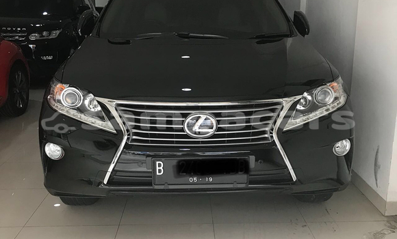Buy New Lexus RX 350 Black Car in Le'auva'a in Tuamasaga