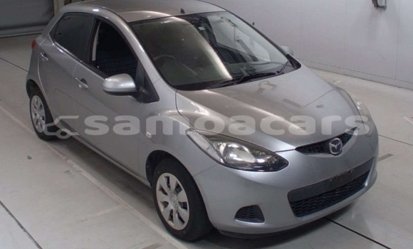 Buy Used Mazda Demio Silver Car in Apia in Tuamasaga