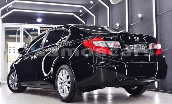 Buy New Honda Civic Black Car in Vaitele in Tuamasaga