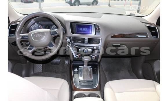 Buy Import Audi Q5 Brown Car in Import - Dubai in A'ana