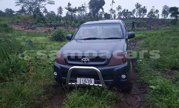 Buy Used Toyota Hilux Other Car in Falelatai in A'ana