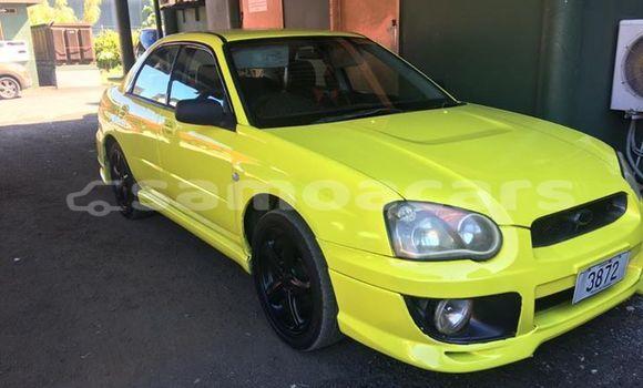 Buy Used Subaru Impreza Other Car in Taga in Palauli