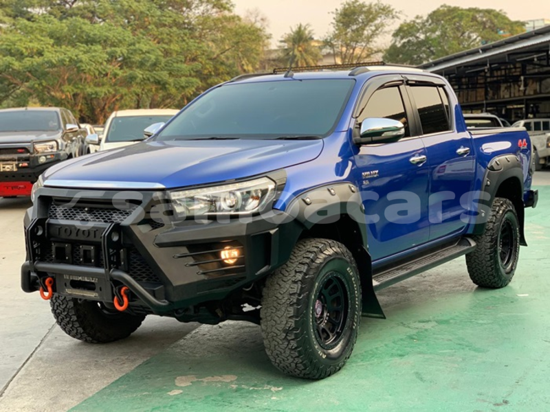 Big with watermark toyota hilux tuamasaga apia 4462
