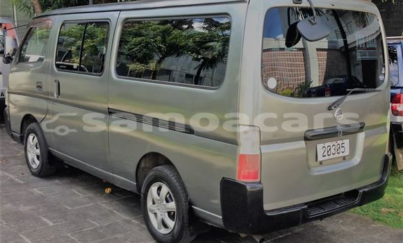 Buy Used Nissan Caravan Other Car in A'opo in Gagaifomauga