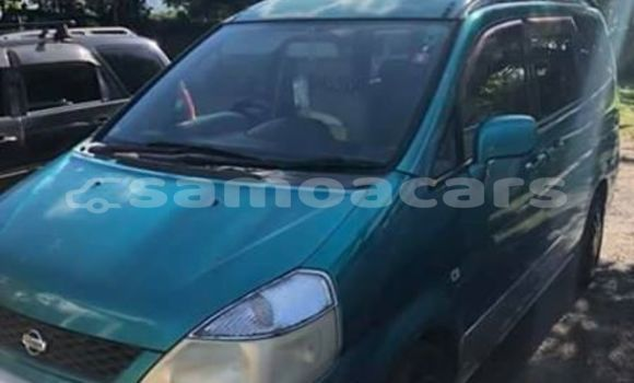 Buy Used Nissan Serena Other Car in Samalae'ulu in Gaga'emauga