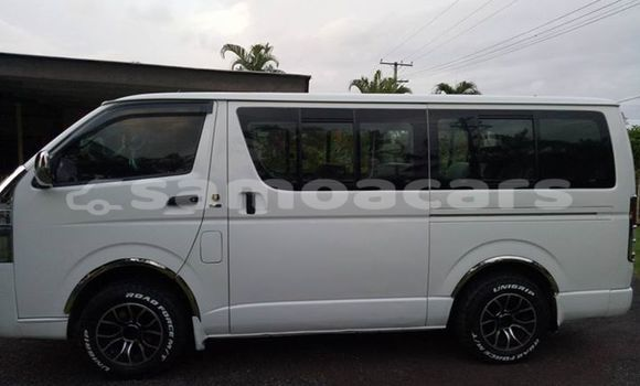 Buy Used Toyota Hiace Other Car in Falelatai in A'ana