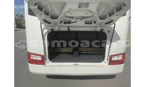 Buy Import Toyota Coaster White Car in Import - Dubai in A'ana