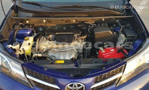 Buy Import Toyota RAV4 Blue Car in Import - Dubai in A'ana