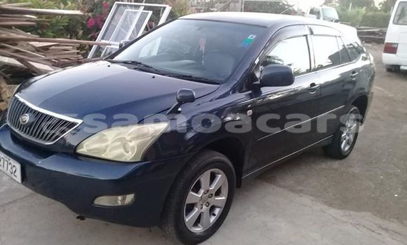 Buy Used Toyota Harrier Other Car in Apia in Tuamasaga