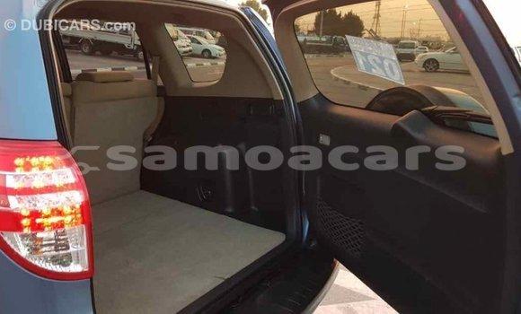 Buy Import Toyota RAV 4 Blue Car in Import - Dubai in A'ana