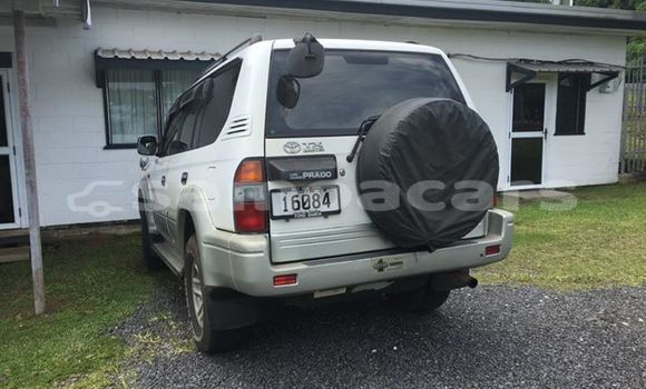 Buy Used Toyota Land Cruiser Prado Other Car in A'opo in Gagaifomauga