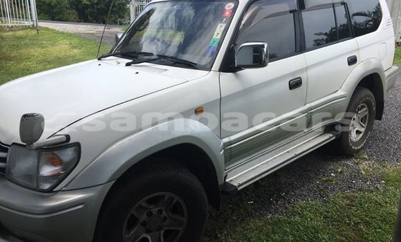 Buy Used Toyota LandcruiserPrado Other Car in A'opo in Gagaifomauga