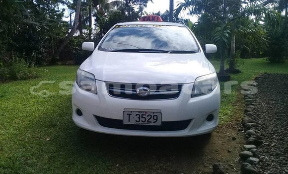 Buy Used Toyota Fielder Other Car in Apia in Tuamasaga