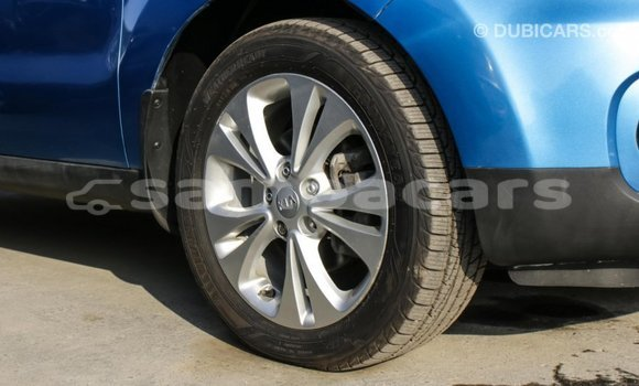 Buy Import Kia Soul Blue Car in Import - Dubai in A'ana
