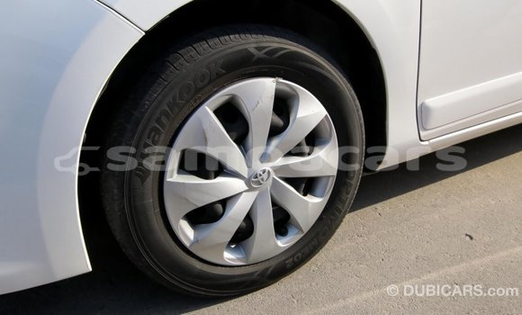 Buy Import Toyota Yaris White Car in Import - Dubai in A'ana