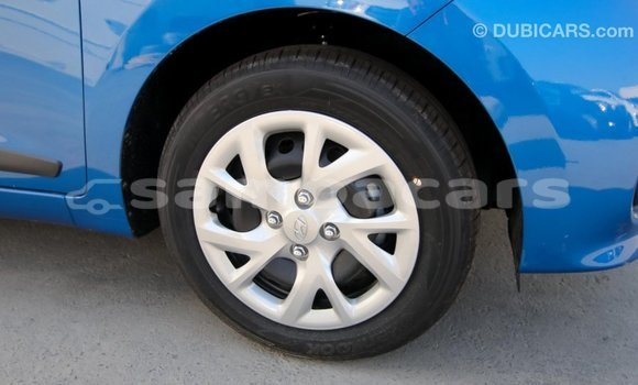 Buy Import Hyundai i10 Blue Car in Import - Dubai in A'ana