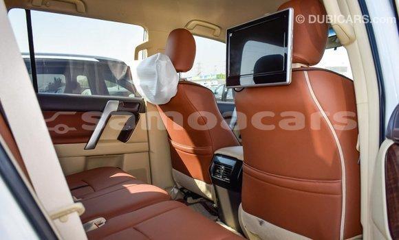 Buy Import Toyota Prado White Car in Import - Dubai in A'ana