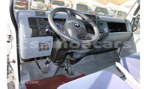 Buy Import Mitsubishi L400 White Truck in Import - Dubai in A'ana
