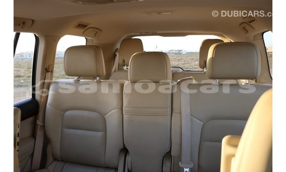 Buy Import Toyota IST White Car in Import - Dubai in A'ana