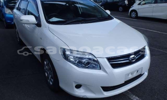 Buy Used Toyota Fielder Other Car in Neiafu in Vaisigano