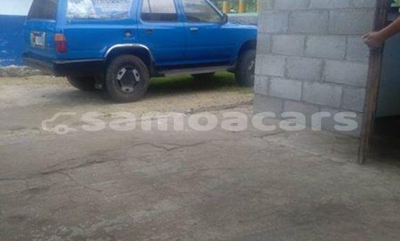 Buy Used Toyota 4Runner Other Car in Mulifanua in Aiga-i-le-Tai