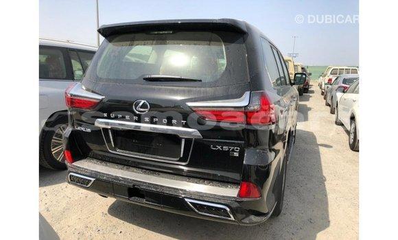 Buy Import Lexus LX Black Car in Import - Dubai in A'ana