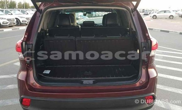 Buy Import Toyota Highlander Other Car in Import - Dubai in A'ana