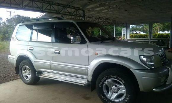 Buy Used Toyota LandcruiserPrado Other Car in Safotulafai in Fa'asaleleaga